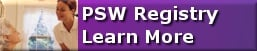 PSW Registry - Learn More